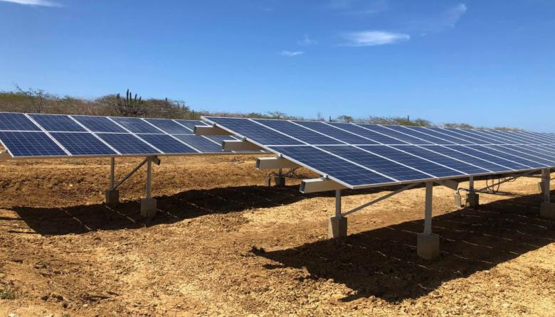 Inauguran planta de energía en la Alta Guajira