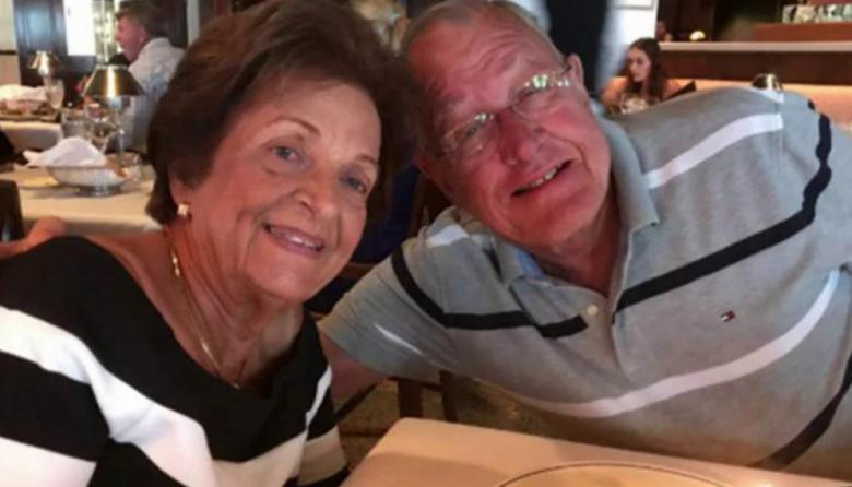 Pareja de ancianos muere en derrumbe de Miami