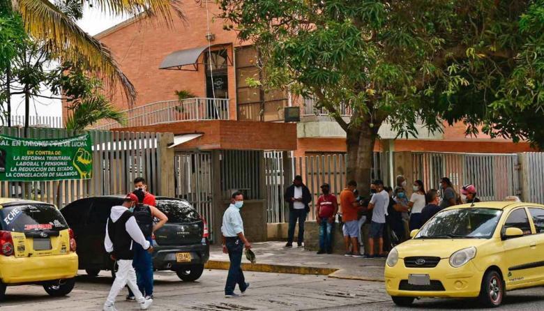 A bala asesinan a un reciclador en Las Américas