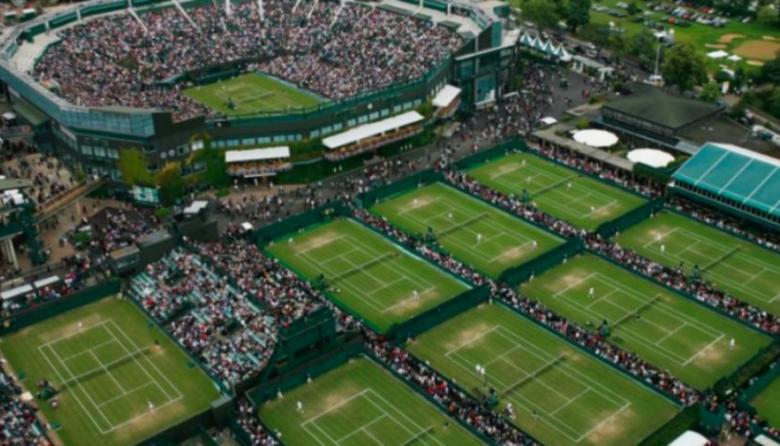Wimbledon, lleno desde cuartos