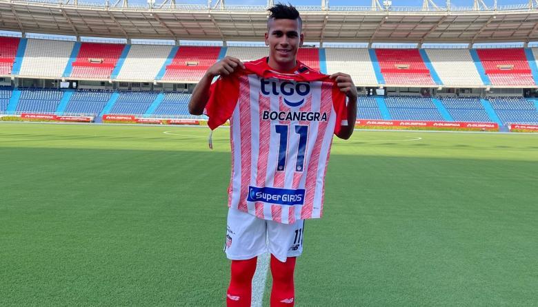 Johan Bocanegra vuelve a Junior