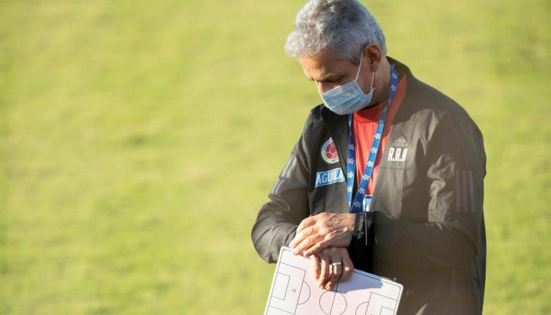 Reinaldo Rueda espera cerrar de buena forma la Copa América