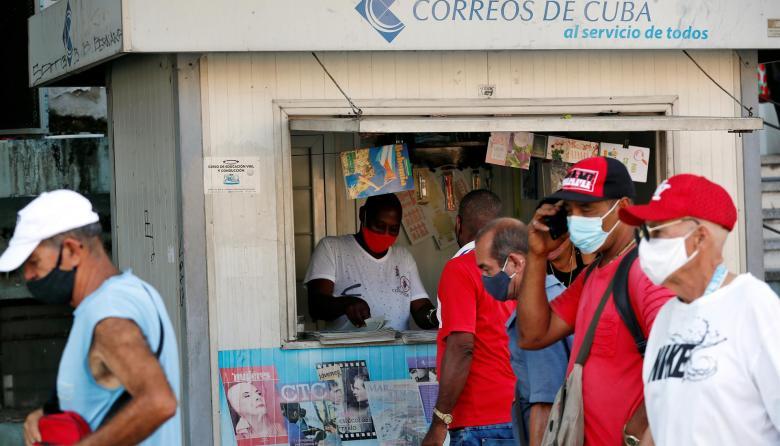 Cuba reporta récord de casos de covid-19 y muertes por tercer día consecutivo