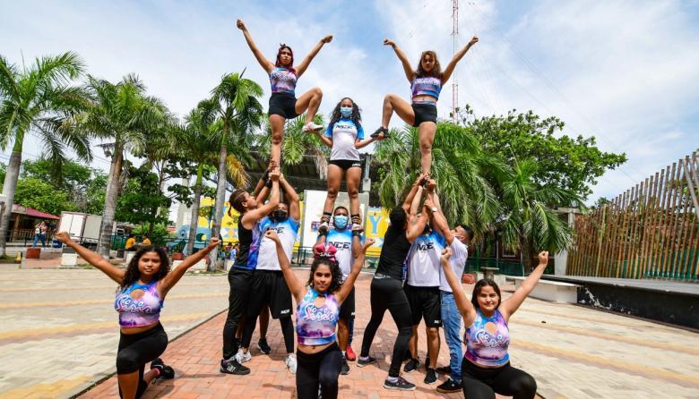 Deporte y danza, un beneficioso regreso para 'reactivar' los parques