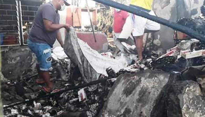 Heridos y más decenas de viviendas afectadas por explosión en Montería