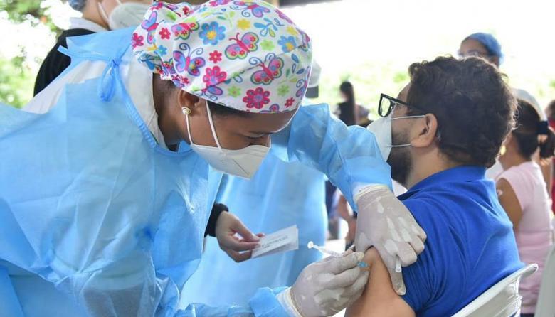 En Cesar se han aplicado más de 400 mil vacunas contra la covid-19