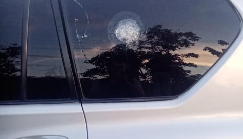 Atentado a bala contra líder social en Chiriguaná, Cesar