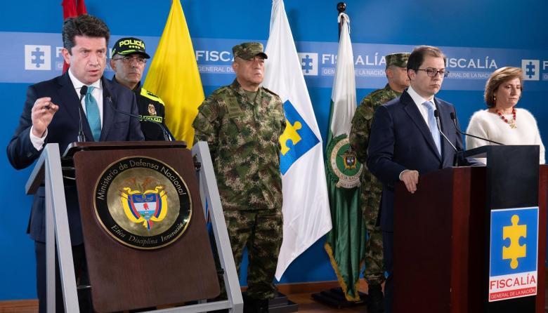 Capitán del Ejército, responsable del atentado al presidente Iván Duque