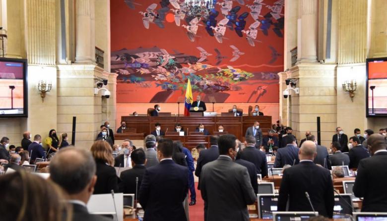 Comisión tercera del senado designa a ponentes de Reforma Tributaria