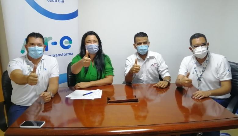 Lanzan torneo de fútbol social 'Goles que transforman', en Soledad