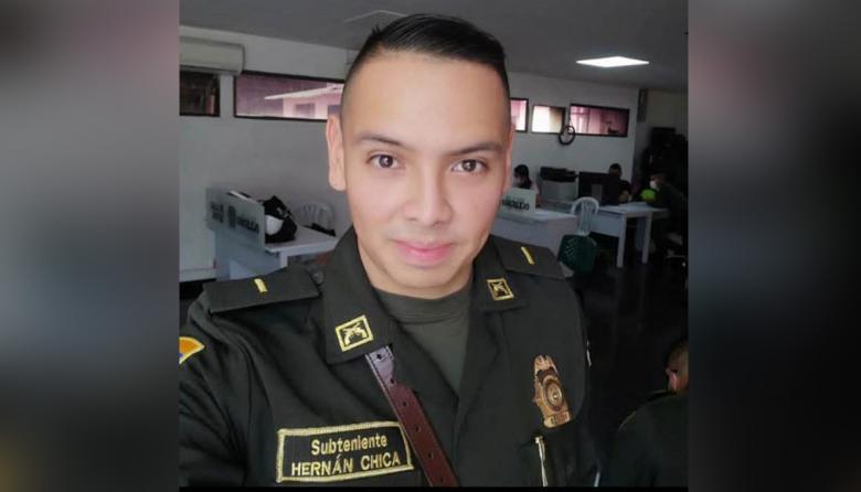 Comandante del Goes reportado como desaparecido, estaba de vacaciones