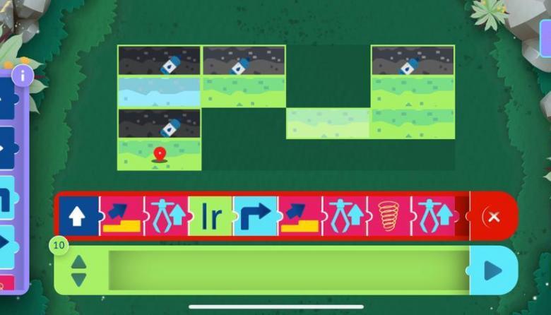 GreenTic, la base de los niños para programar
