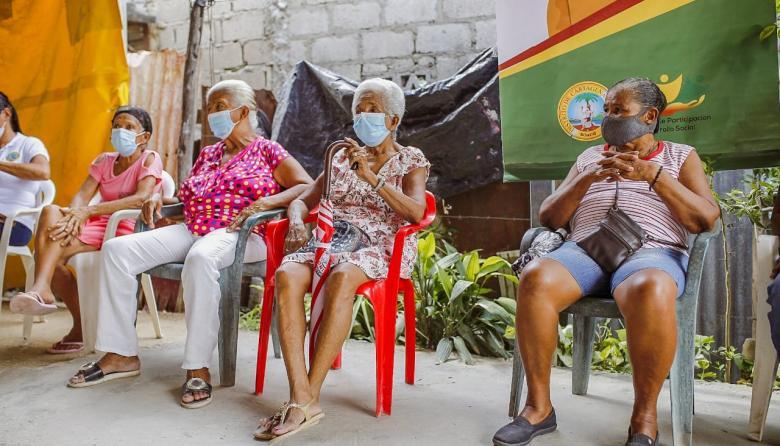 Habilitan cobro del subsidio económico al adulto mayor en Cartagena