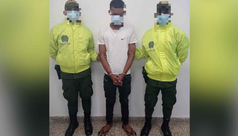Capturan a supuesto responsable de doble homicidio en El Pueblito
