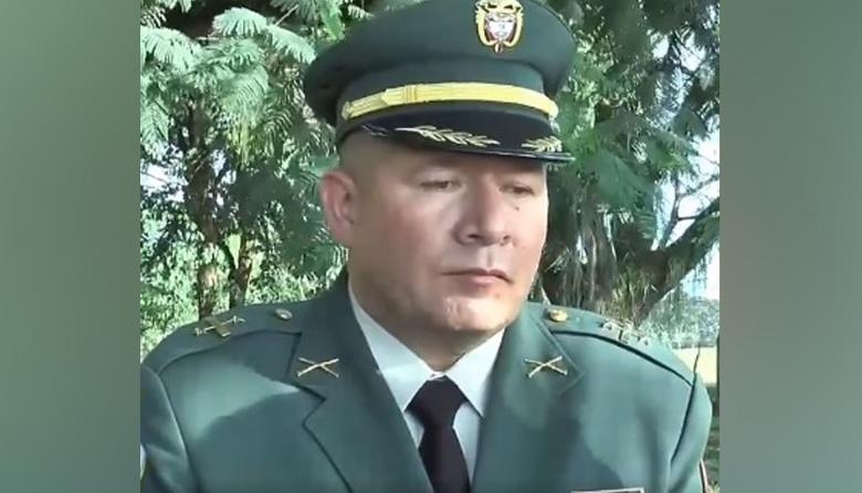 Captura de coronel del Ejército inició por atentado a estación de Policía San José