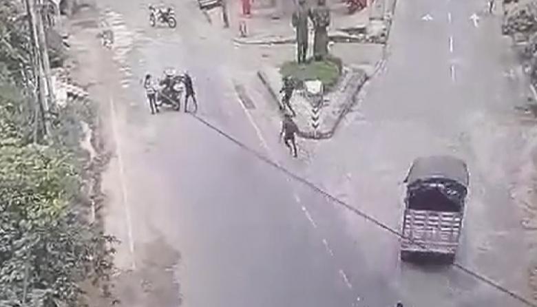 Trasladan a Bogotá a patrullero herido en ataque de San Vicente del Caguán
