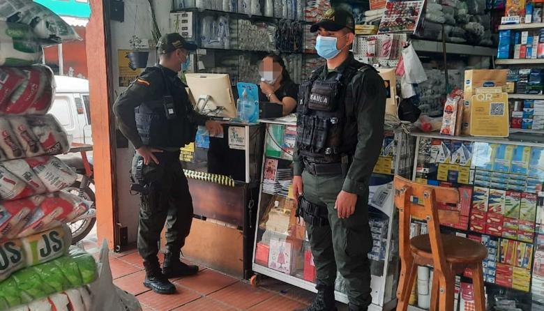 Los golpes de la Policía contra las bandas dedicadas a las extorsiones