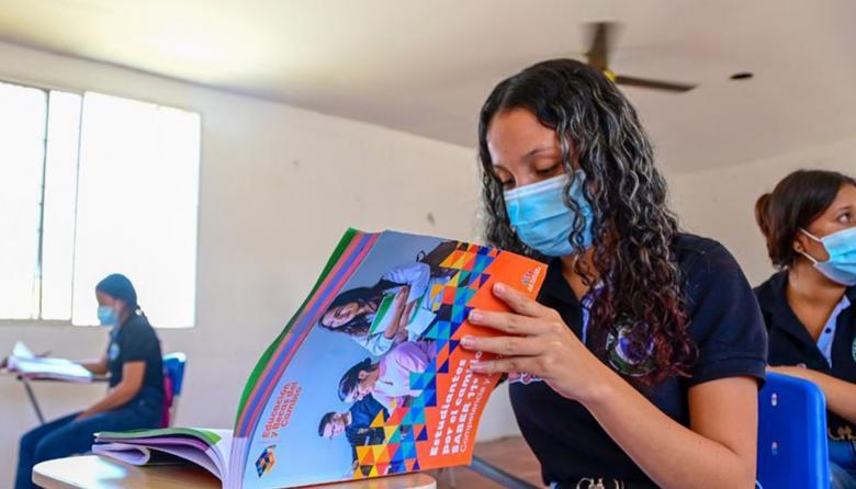 Inversiones en materia educativa se están viendo en el Magdalena