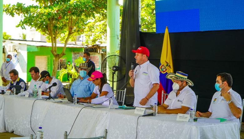 Presidente Duque anuncia billonaria inversión para La Mojana