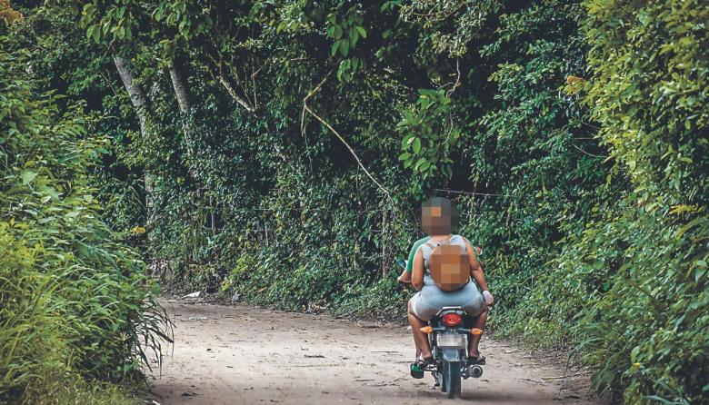 Los relatos de las víctimas del 'Abusador de la moto negra'