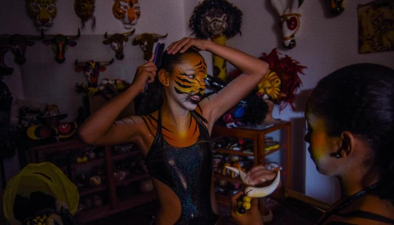 "Así se prepara Selva Africana para ""rugir"" en el Carnaval"