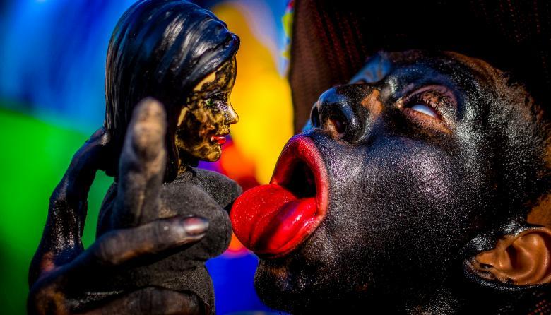 Color y baile adornan la Gran Parada de Tradición