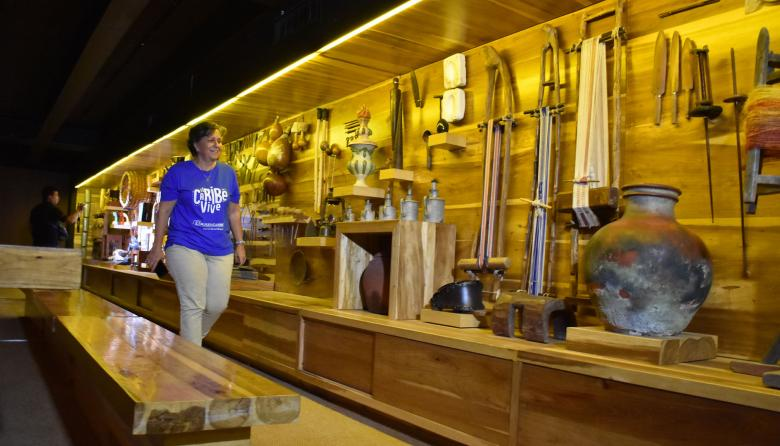 Así fue la reapertura del Museo del Caribe
