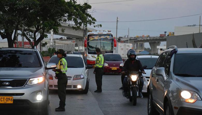 En imágenes | Así fue el plan retorno en Barranquilla
