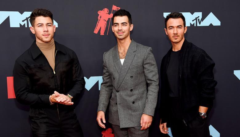 Así fue la alfombra roja de los MTV