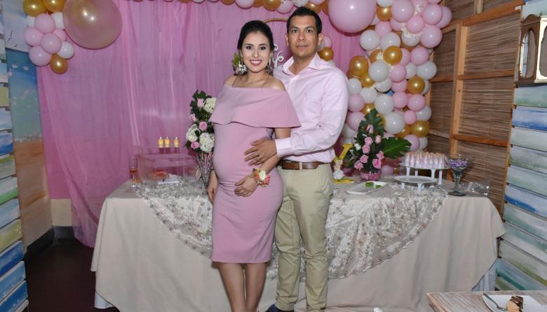 Baby shower de Carola Llanos Crespo