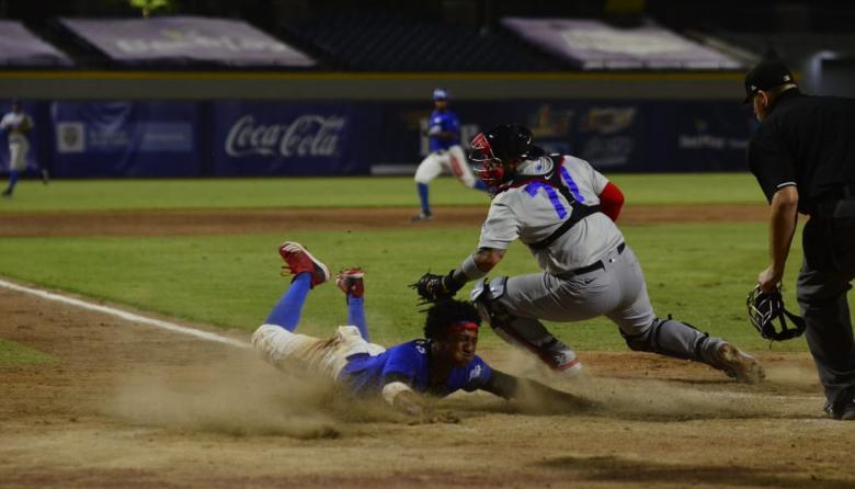 El álbum del tercer capítulo de la final del béisbol colombiano