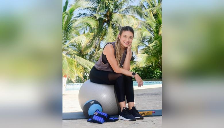 La determinación y el dinamismo de Claudia Fernández