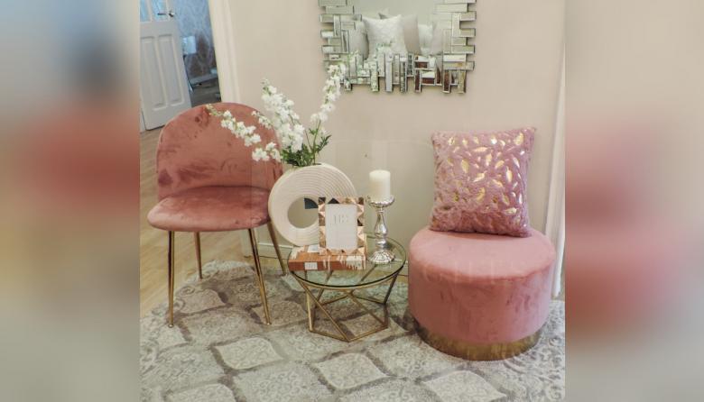 Mesas de centro y accesorios, ideales para darle estilo a la casa