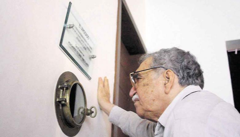 10 fotos para recordar a Gabo a siete años de su partida
