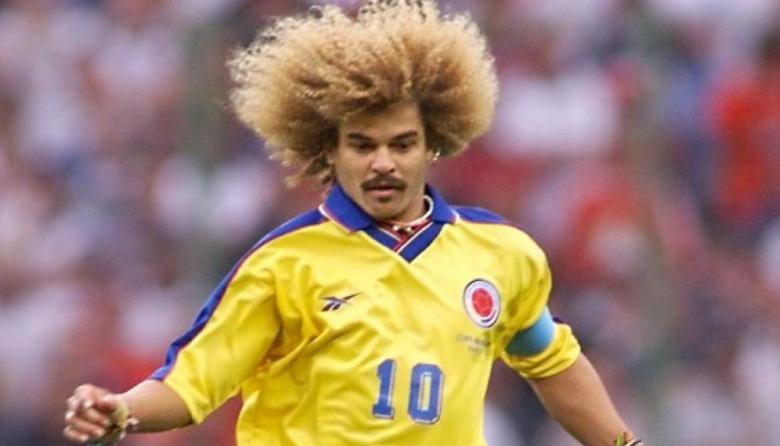 Los 10 mejores futbolistas colombianos