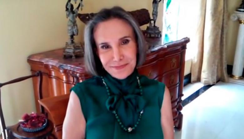 Florinda Meza habla de su vida dos años después de la muerte de Roberto Bolaños