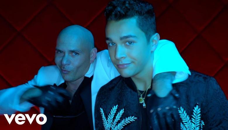 Así suena 'Lady' de Modjo en las voces de Austin Mahone y Pitbull