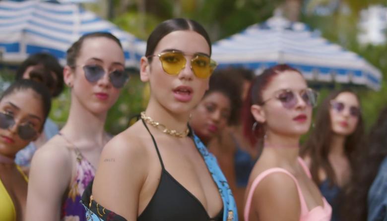 Dua Lipa estrena el video de 'New Rules'