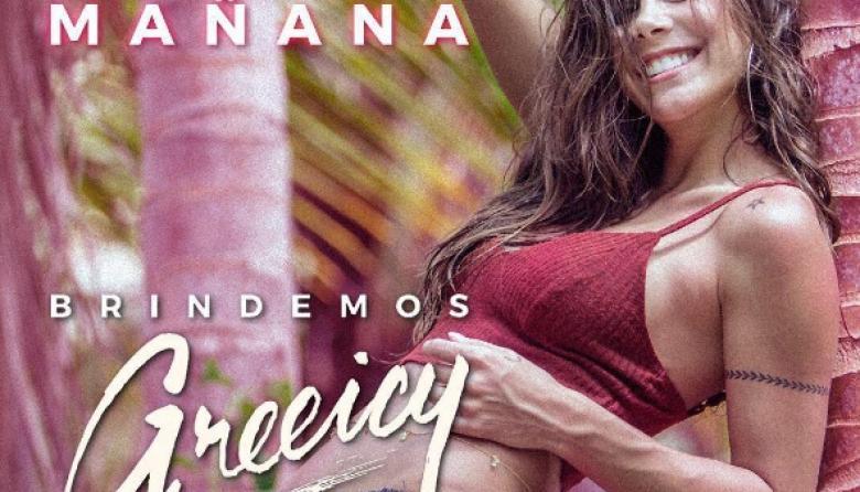 Greeicy Rendón debuta en la música con 'Brindemos'