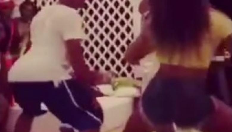 En video   Will Smith baila champeta al ritmo de Mr. Black