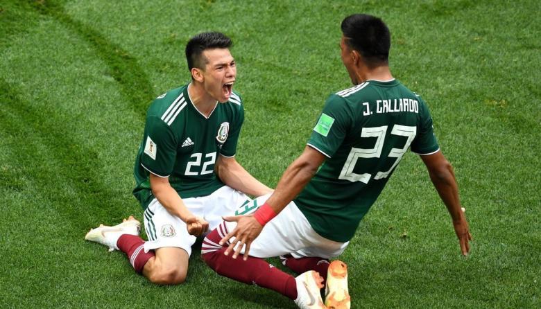 En video    Este es el gol con el que México sorprendió al campeón del mundo