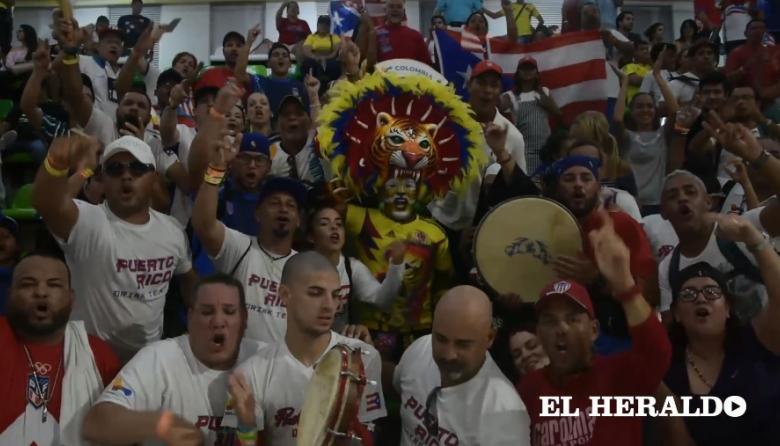 En video   El coro con el que los boricuas le dicen adiós a los Juegos Centroamericanos 2018