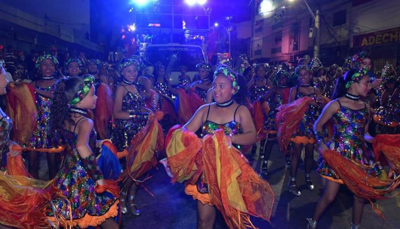 En video | La Banda de Baranoa prendió la noche al  ritmo de 'La Guacherna'