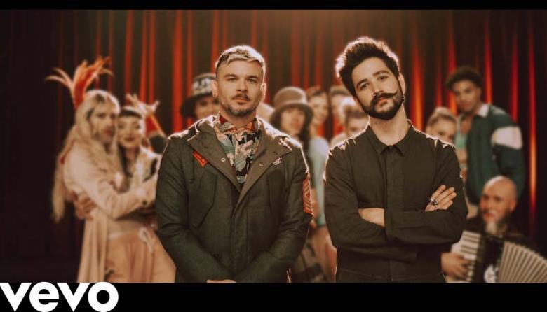 Camilo y Pedro Capó lanzan su primera colaboración 'Tutu'