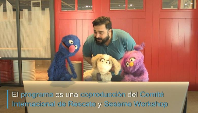 En video   Una nueva versión árabe de Plaza Sésamo para ayudar a niños