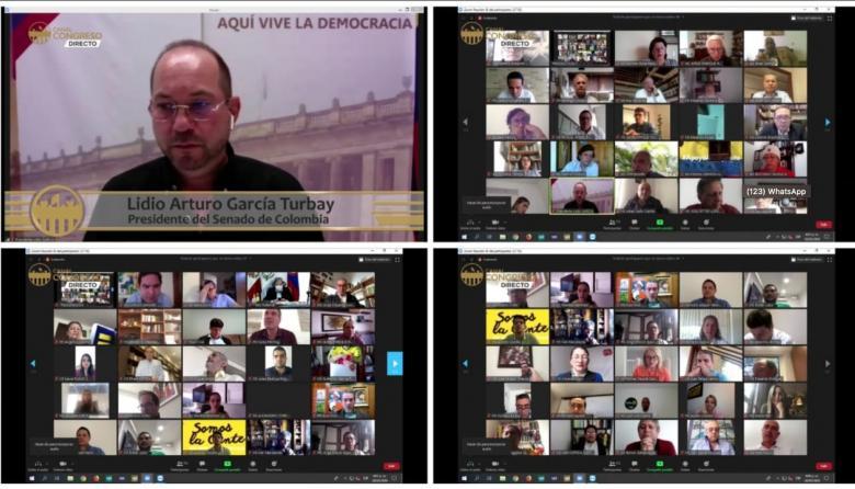 En video   Debate de control político a Ministro de Defensa por escándalo de 'chuzadas' en el Ejército