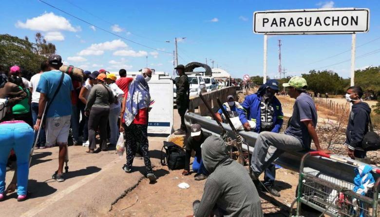 Conversatorio Foros Visibles de Migración en el Atlántico