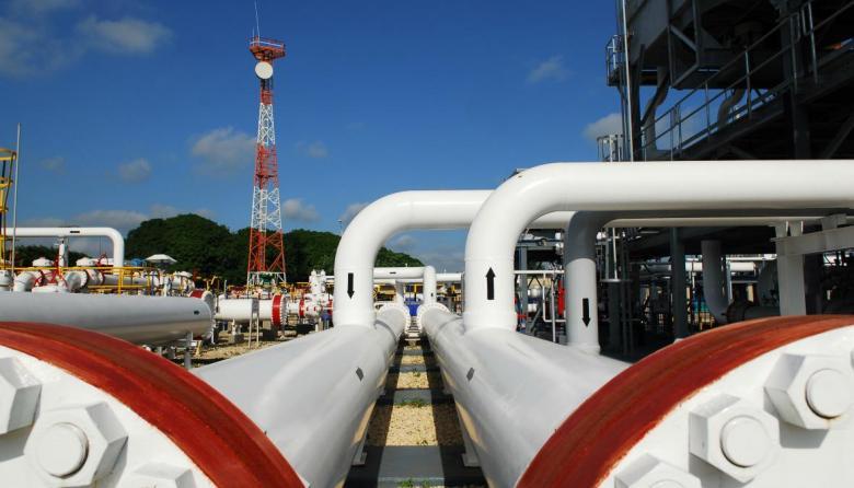 Informe del sector gas natural: cifras 2020-2021