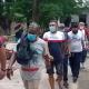 Caen ocho presuntos miembros de organización que enviaba droga a Europa