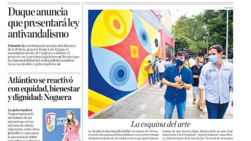Desempleo en Barranquilla vuelve a un dígito: Dane